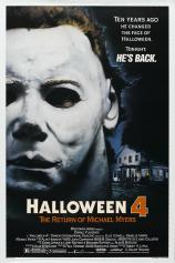 Halloween 4 - Michael Myers kehrt zurück