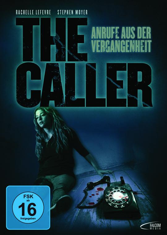 The Caller DVD