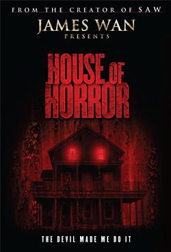 House of Horror Poster
