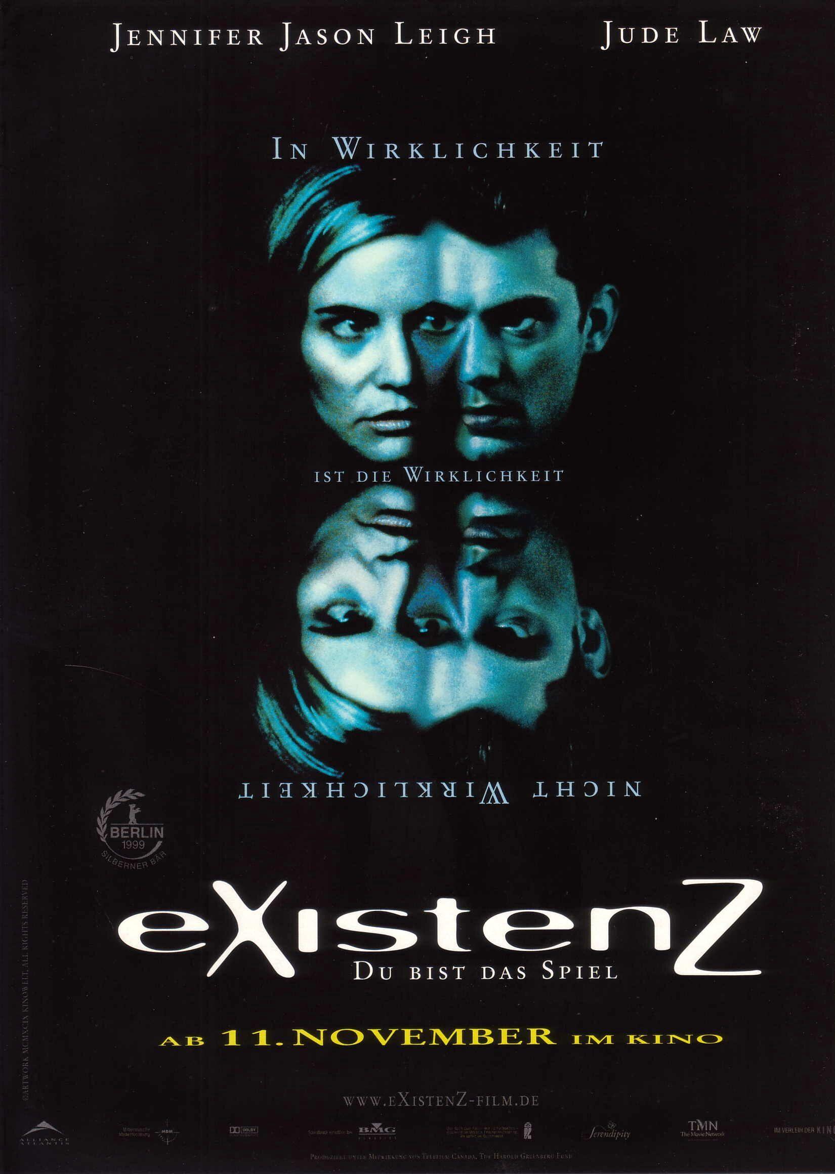 eXistenZ - Du bist das... Jude Law