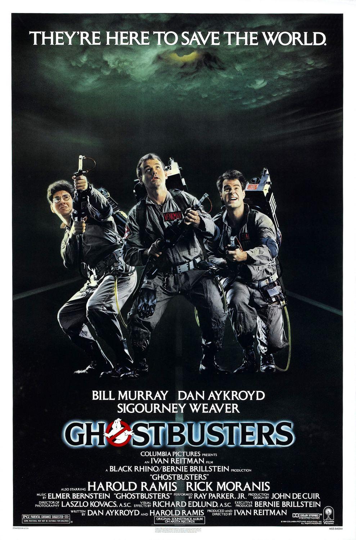 Ghostbusters – Die Geisterjäger