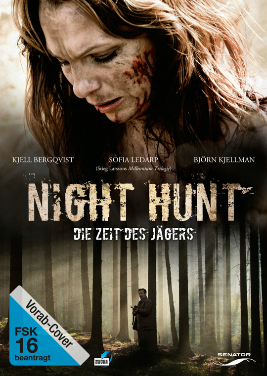 Night Hunt DVD