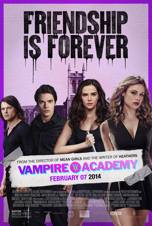 die vampir academy