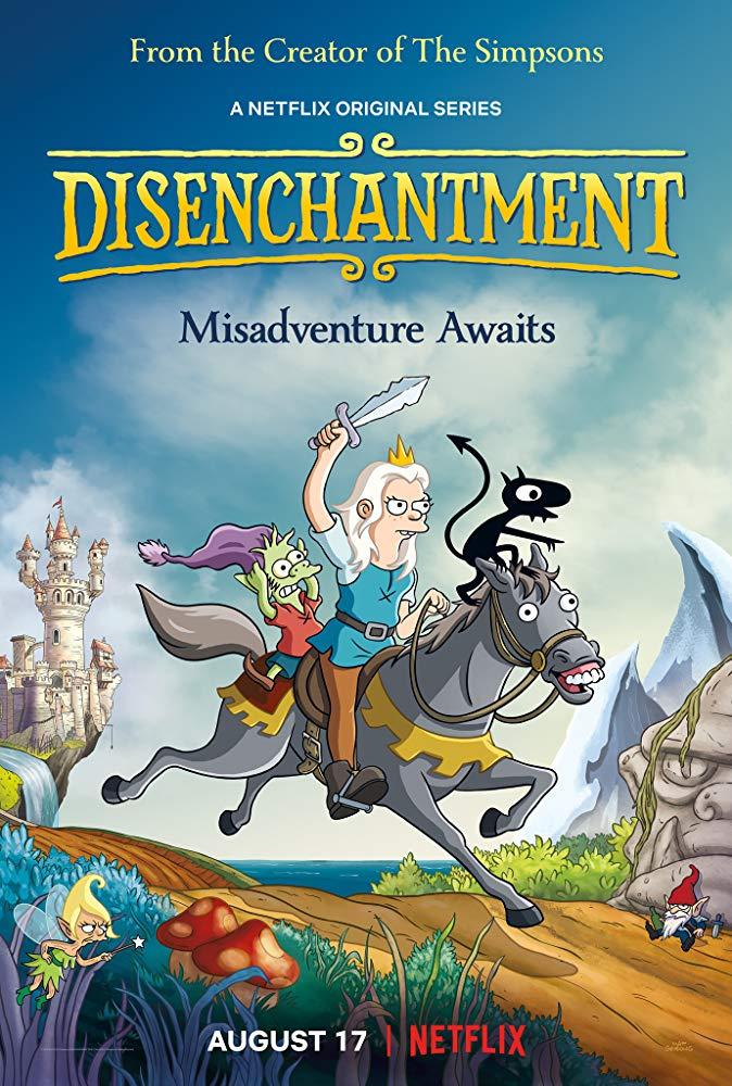 disenchantment serie