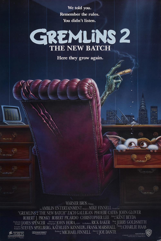 Gremlins 2 – Die Rückkehr Der Kleinen Monster