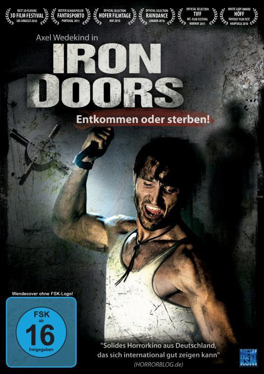 Iron Doors DVD Cover