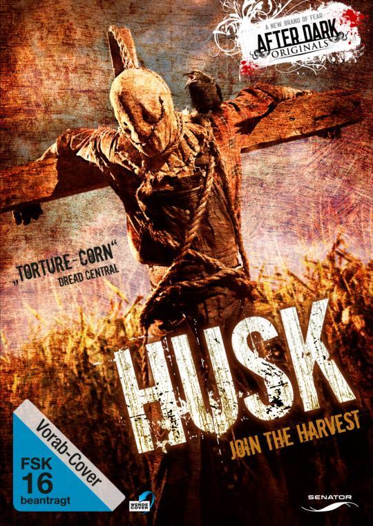Husk DVD Cover