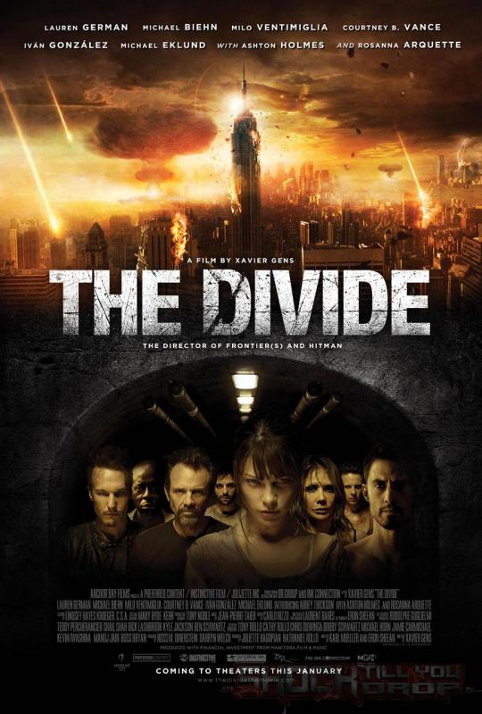The Divide Poster