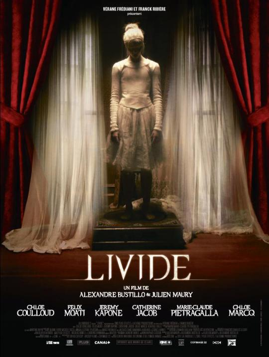 Livide Poster