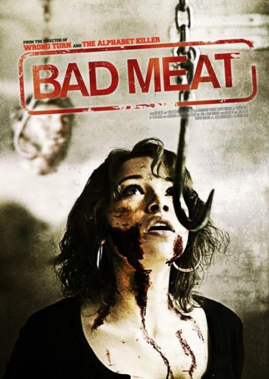 Bad Meat Poster