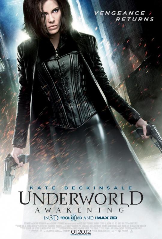 Undworld Awakening 3D