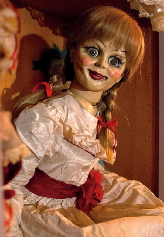 Horror Puppe Annabell