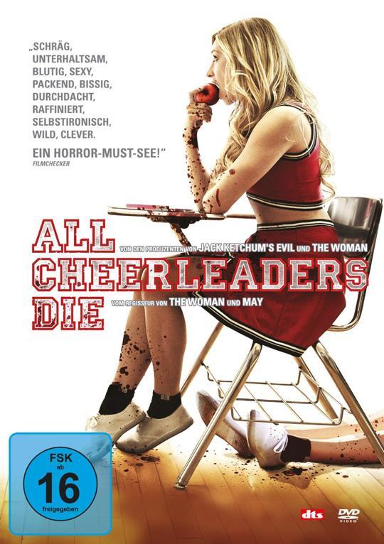 All Cheerleader Die