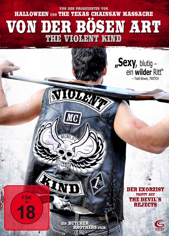 The Violent Kind Cover