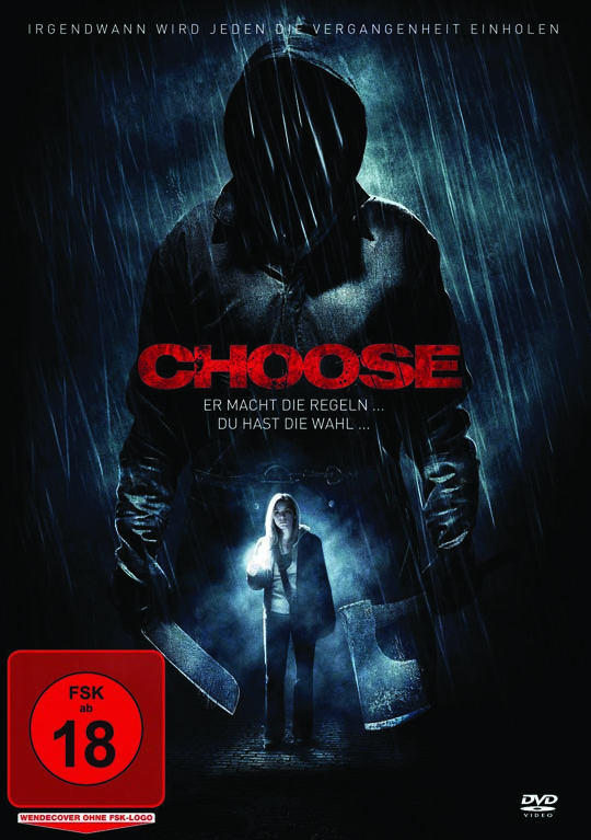 Choose DVD Cover