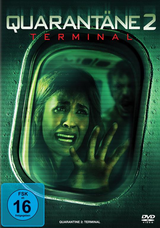 Quarantäne 2: Terminal DVD Cover