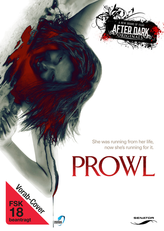Prowl DVD Cover