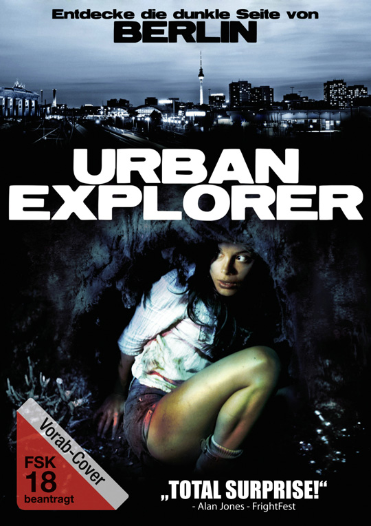 Urban Explorer Cover