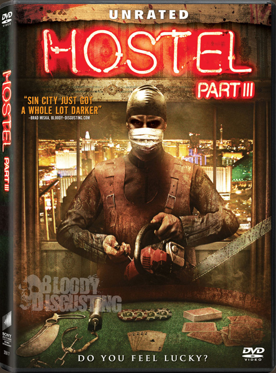 Hostel 3 Cover