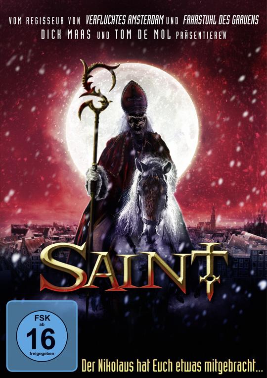 Saint DVD