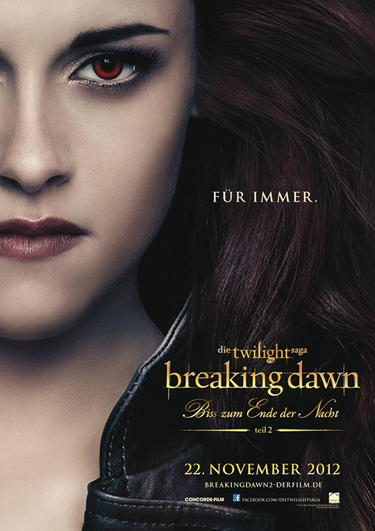 Breaking Dawn - Teil 2