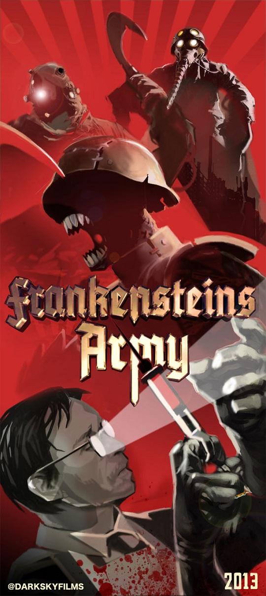 Frankestein's Army