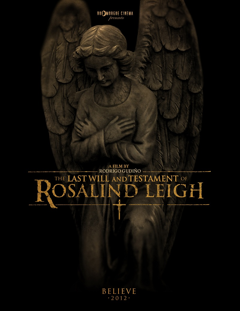 Last Will and Testament of Rosalind Leigh