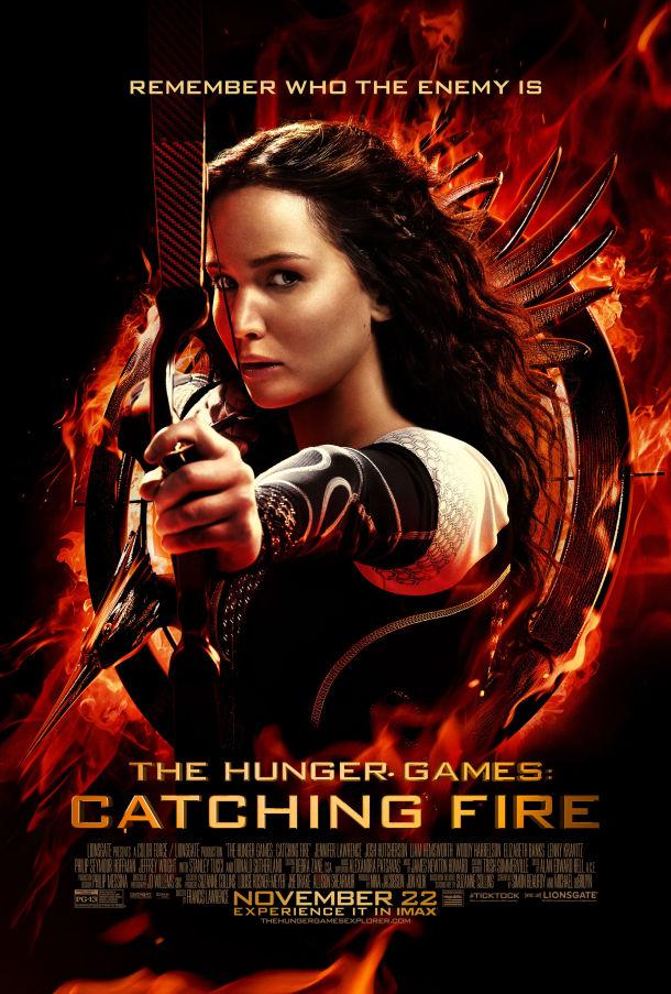 Tribute von Panem: Catching Fire