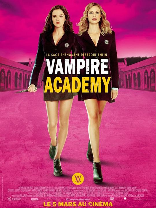 Vampire Acadamy