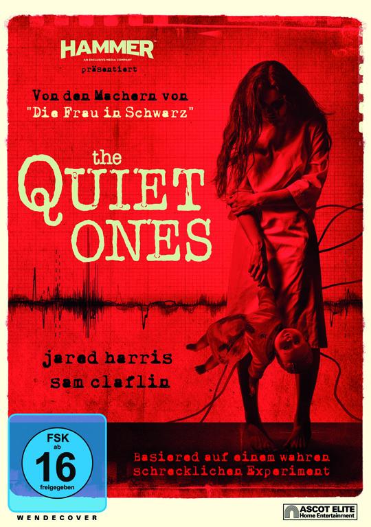 The Quiet Ones - Geister-Horror von Hammer Films erscheint ...