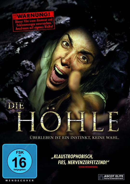 Horrorfilm Höhle