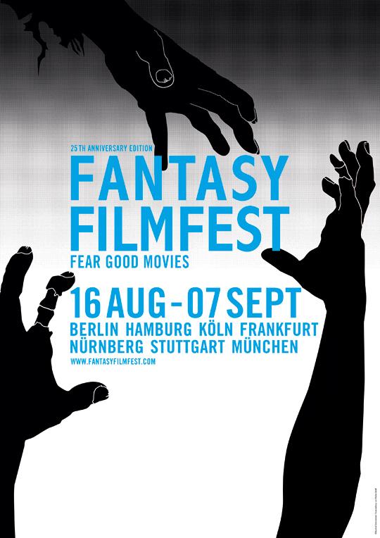 Fantasy Filmfest 2011 Poster