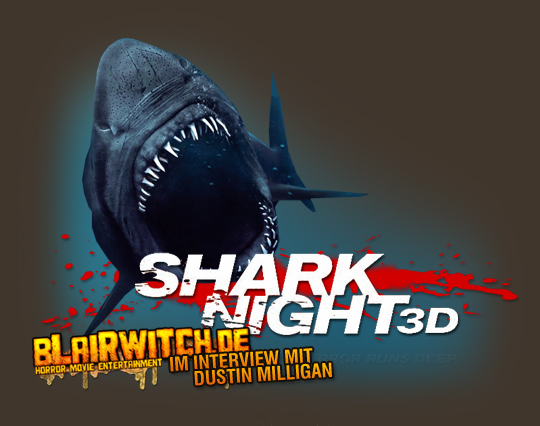 Shark Night - Dustin Milligan