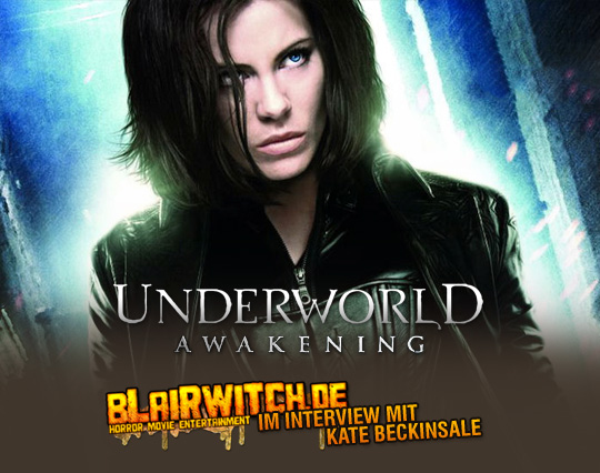 Kate Beckinsale – Underworld Awakening 3D