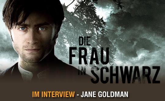 Jane Goldman - Die Frau in Schwarz