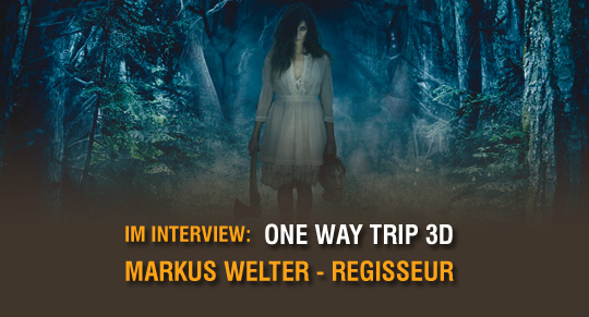 Markus Welter - One Way Trip 3D