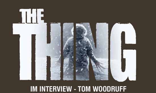 Tom Woodruff - The Thing