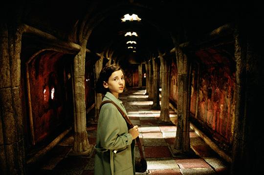 """Der Stoff soll Ähnlichkeiten zu Del Toros """"Pan's Labyrinth"""" aufweisen"""