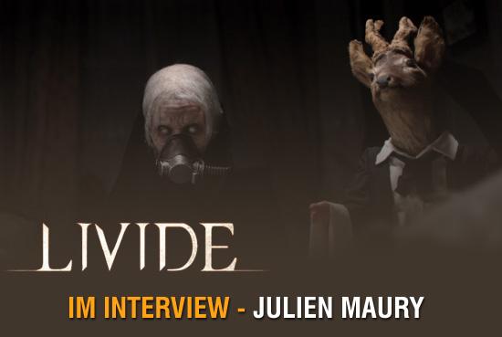 Julien Maury - Livid