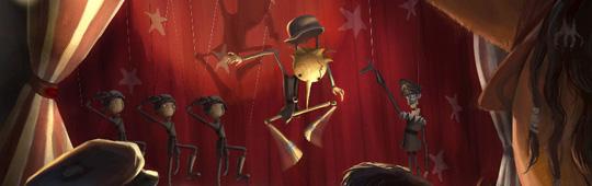 Pinocchio – Stop-Motion-Abenteuer von Guillermo del Toro entsteht bei Netflix!