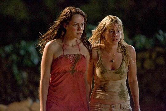 """Von einem Albtraum zum nächsten: Jena Malone (links) in """"Ruinen"""""""