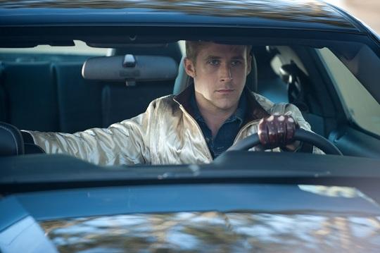"Ryan Murphy in ""Drive"" von Nicolas Winding Refn"