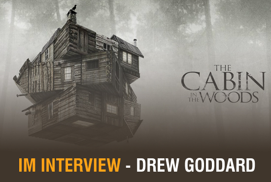 Drew Goddard - The Cabin in the Woods