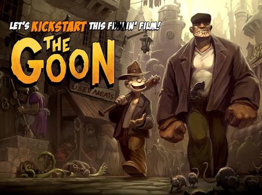 Kickstarter Goon