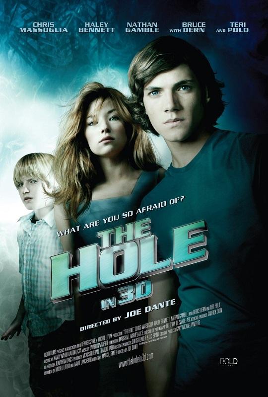 """Zuletzt bekam es Dante auch in """"The Hole"""" mit dem Übernatürlichen zu tun"""