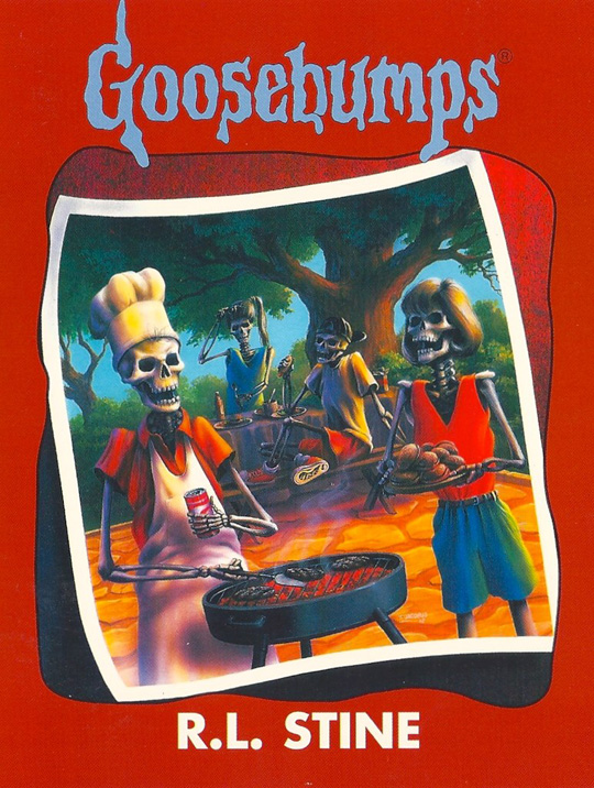 Other - Goosebumps by R.L. Stine