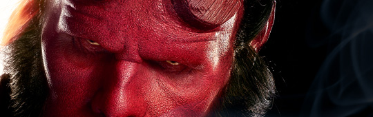 Hellboy: Rise of the Blood Queen – Erstes Promo-Poster zum kommenden Reboot von Neil Marshall