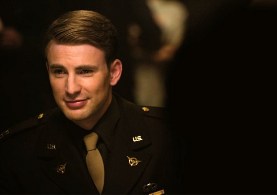 Chris Evans als Captain America. © Marvel Studios