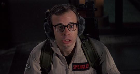 Rick Moranis als Aushilfs-Geisterjäger
