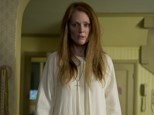 "Julianne Moore im Horror-Remake ""Carrie"""